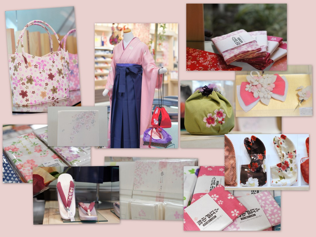 桜の置物・小物特集