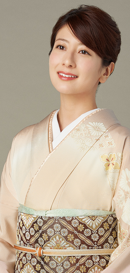洋服が素敵な大塚千弘さん